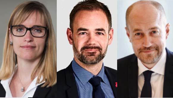 Ny politisk plan: Det skal være slut med, at patienter falder ned mellem to stole